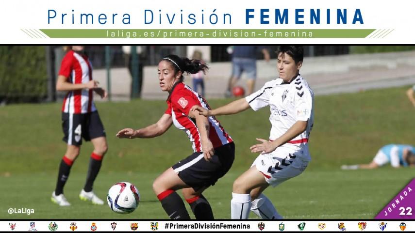 Salidas complicadas para los tres primeros clasificados de la Primera División Femenina