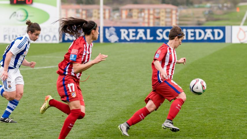 Sonia Bermúdez continúa al frente de la clasificación de máximas goleadoras