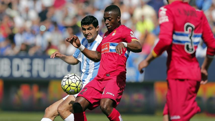 Málaga y Espanyol siguen sumando