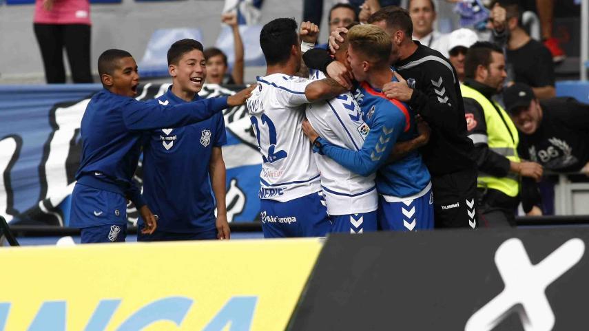 Martí despierta la ambición del CD Tenerife