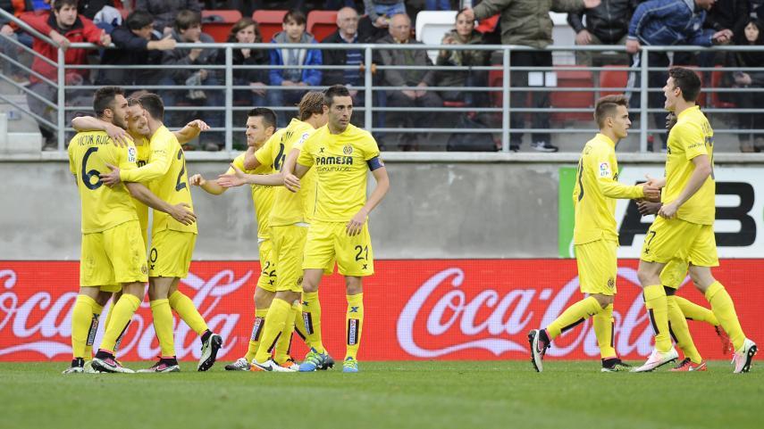El Villarreal, más cerca de la Champions