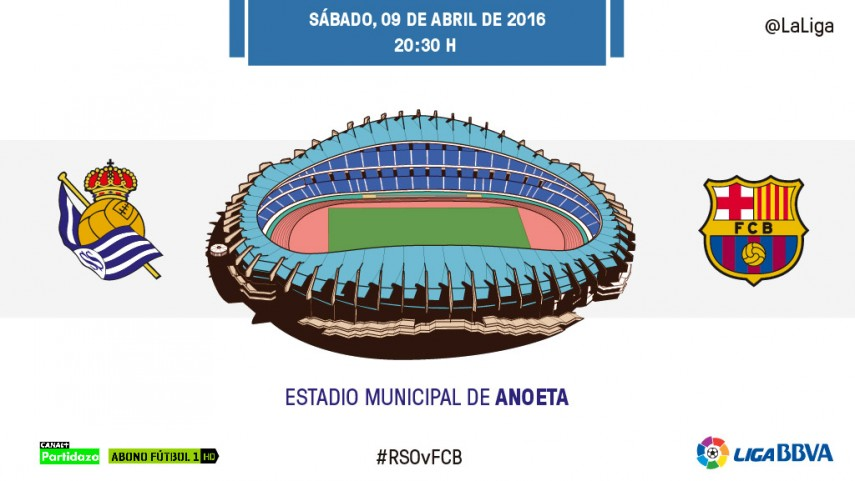 Anoeta vuelve a poner a prueba al Barcelona