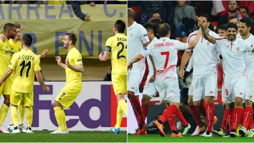Athletic, Sevilla y Villarreal dejan todo abierto para la vuelta