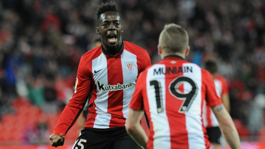 Un obús de Iñaki Williams decide en San Mamés