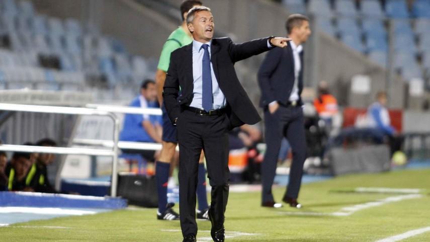 Fran Escribá deja de ser entrenador del Getafe