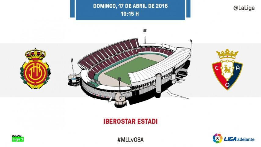 Objetivos opuestos en el Iberostar Estadio