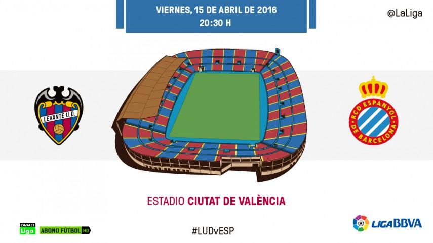 Nueva oportunidad para Levante y Espanyol