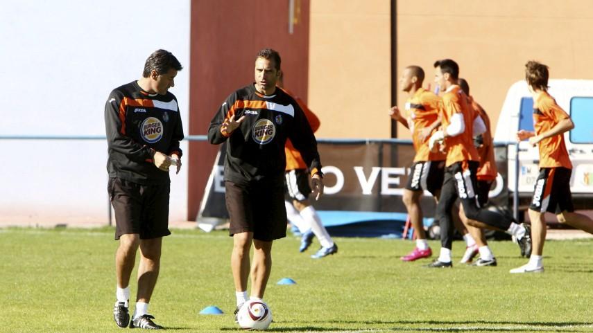 Esnáider, nuevo entrenador del Getafe