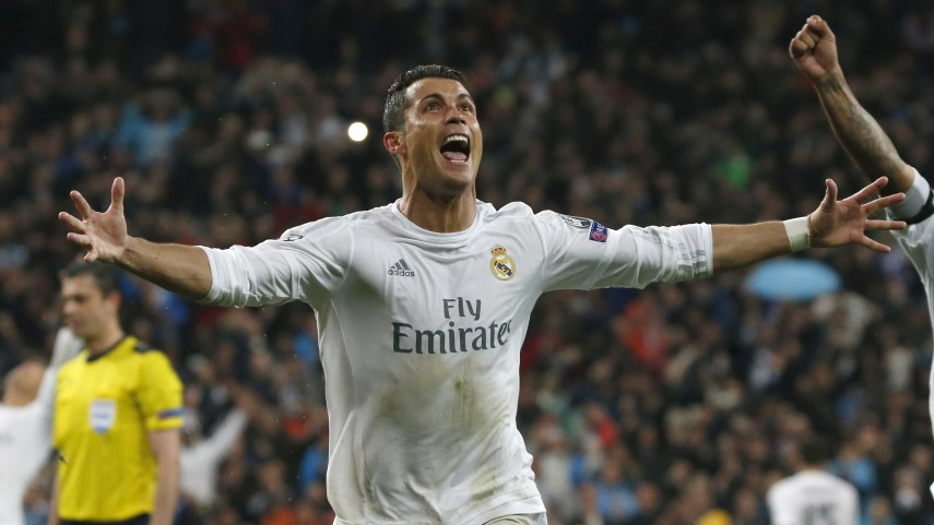 Cristiano Ronaldo, elegido Mejor Jugador de la UEFA en Europa 2015/16