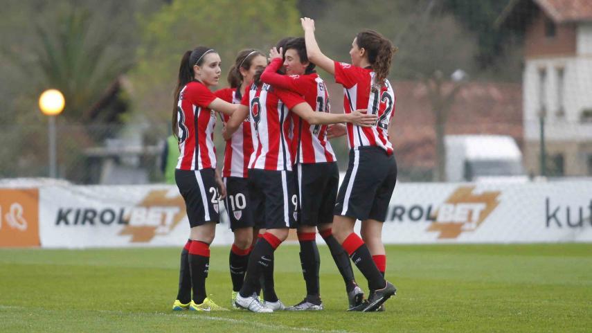 Todo sigue igual en la Primera División Femenina