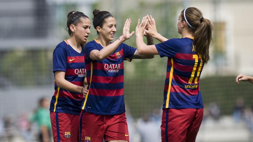 Jenni Hermoso, la máxima goleadora de la Primera División Femenina