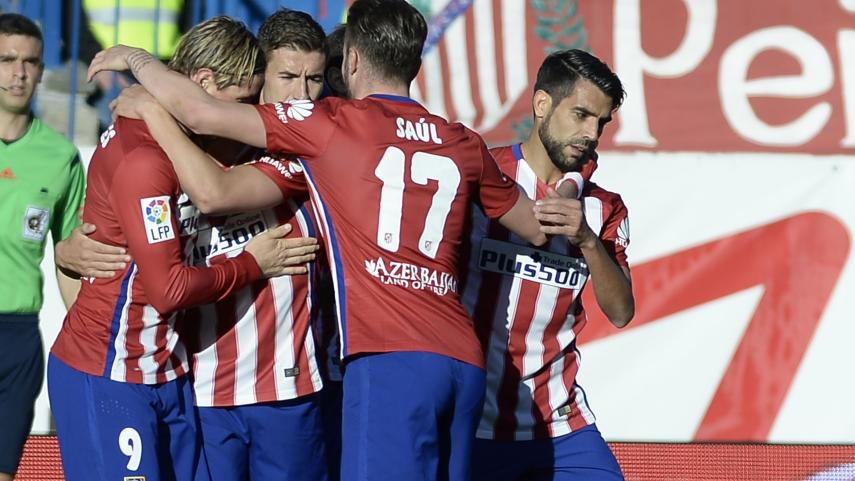 El Atlético se aferra a la ilusión