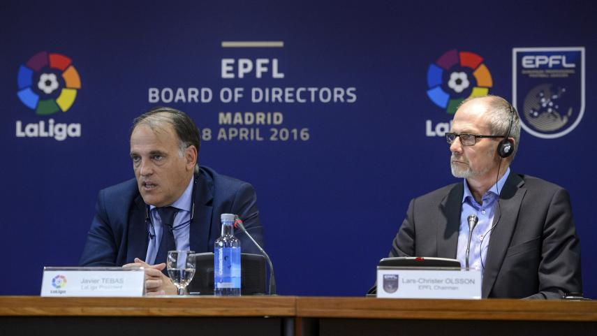 La EPFL aprueba un acuerdo con la UEFA para colaborar en el desarrollo del futuro del fútbol europeo