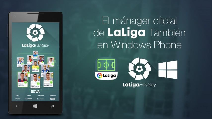 LaLiga Fantasy, ya disponible para Windows