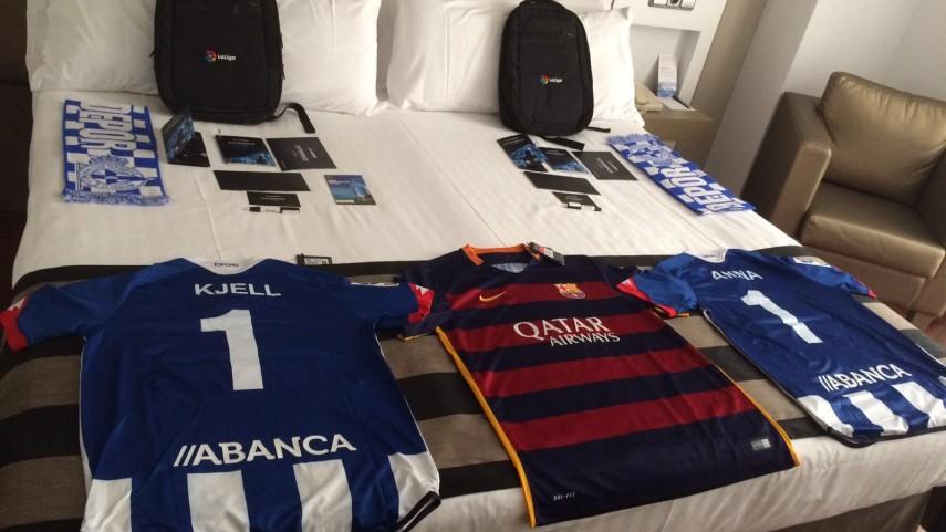 Próximo destino de la #LigaBBVAExperience: ¡La Coruña!