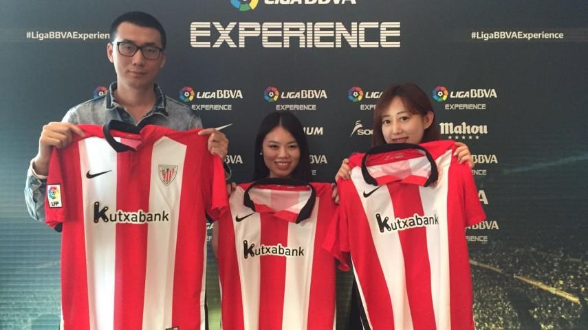 Bilbao, nueva parada en la #LigaBBVAExperience