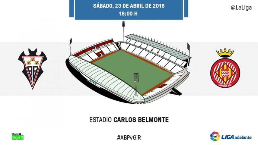 'El Alba no se rinde' y buscará una victoria balsámica frente al Girona