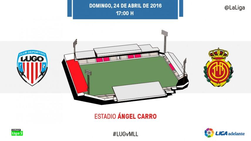 Es tiempo de creer para Lugo y Mallorca