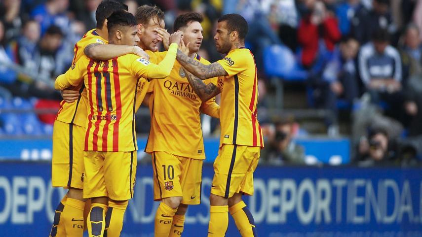 Todos los resúmenes de los partidos del FC Barcelona