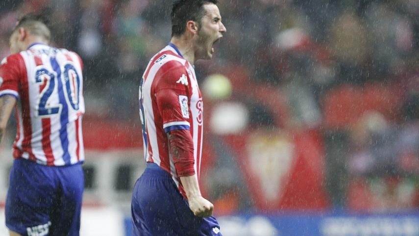 El Sporting vuelve a tirar de épica ante el Sevilla