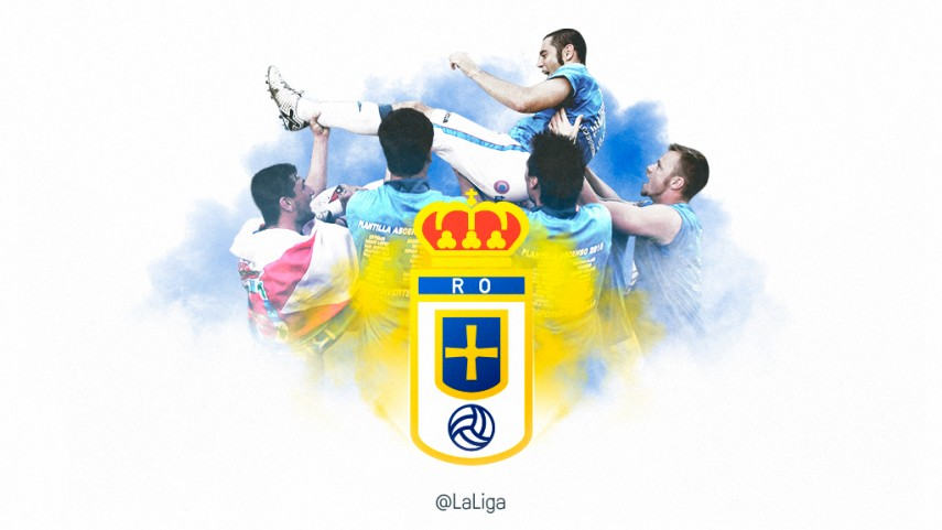 El Real Oviedo estrena
