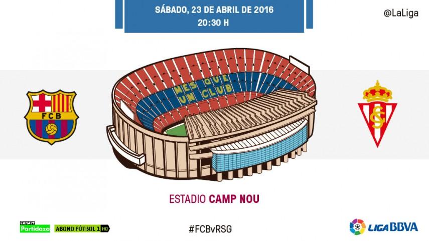 El liderato y la permanencia se dan cita en el Camp Nou
