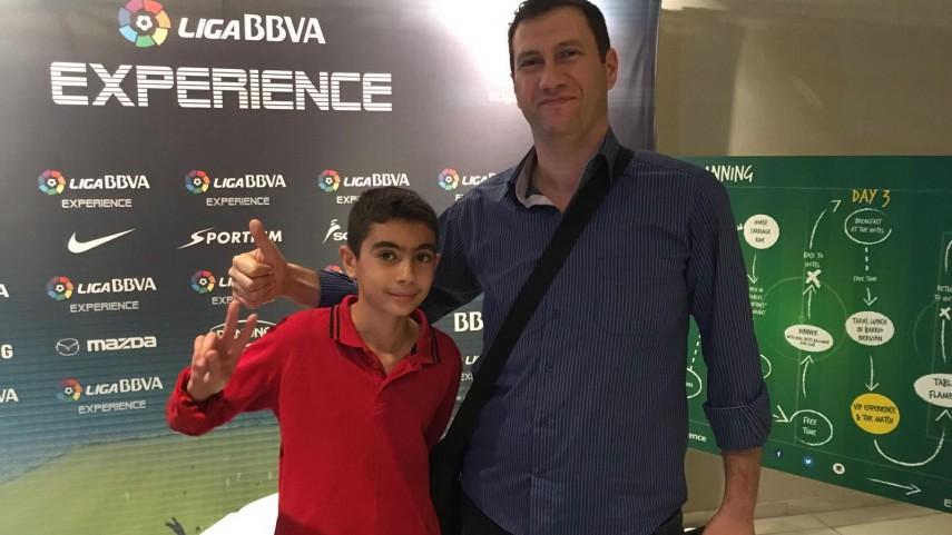 Sevilla se suma a la #LigaBBVAExperience