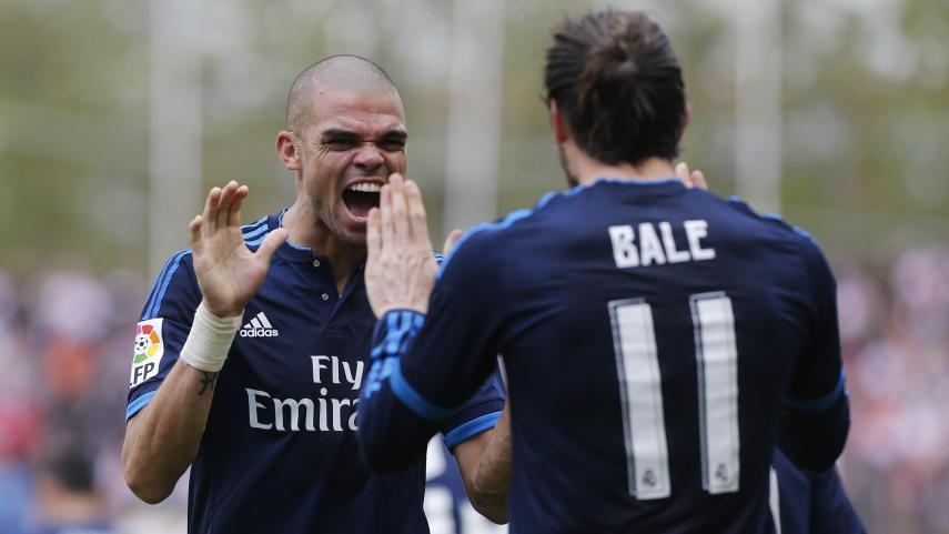 Bale lidera la reacción del Real Madrid en Vallecas