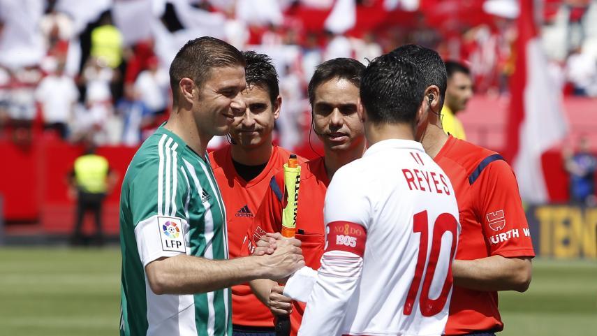 Las mejores imágenes de la jornada 35 de la Liga BBVA