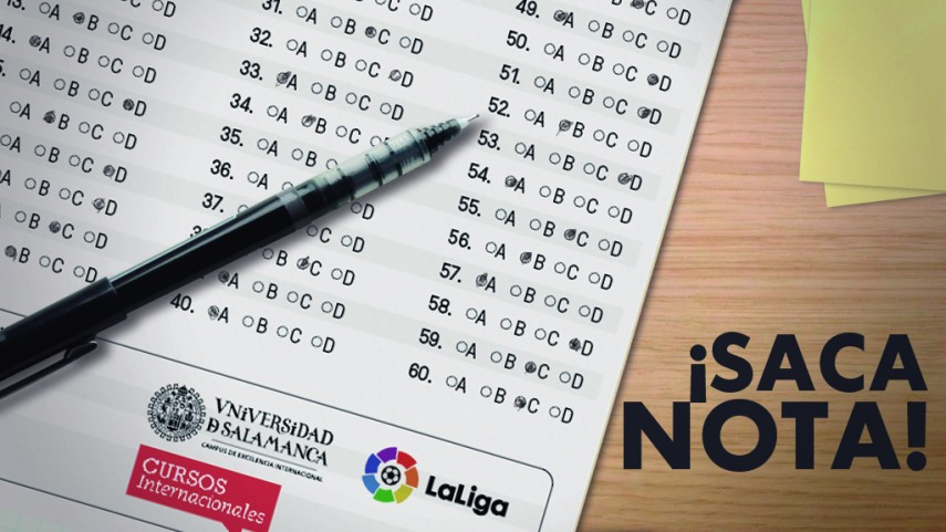 Pon a prueba tus conocimientos con la Universidad de Salamanca