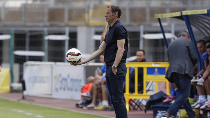 Alberto López, nuevo entrenador del Real Valladolid
