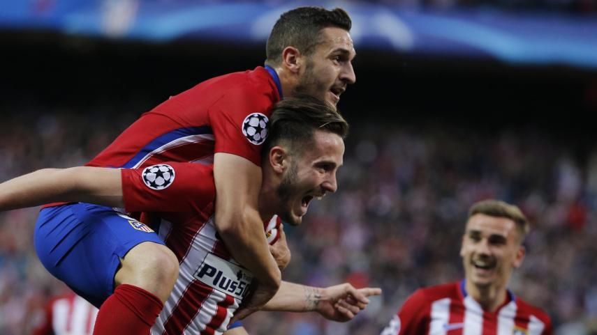 El Atlético busca el pase a la final de la Champions en el Allianz Arena