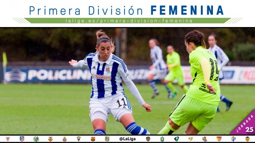 Jornada de emociones fuertes en la Primera División Femenina