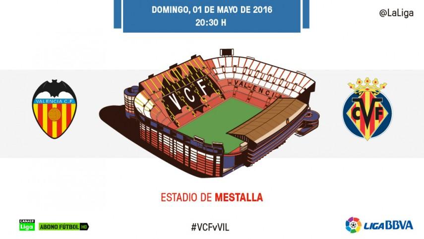 Valencia y Villarreal quieren sacar nota en el derbi
