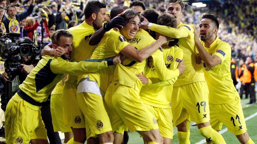 El Villarreal encuentra su recompensa ante el Liverpool en el último suspiro