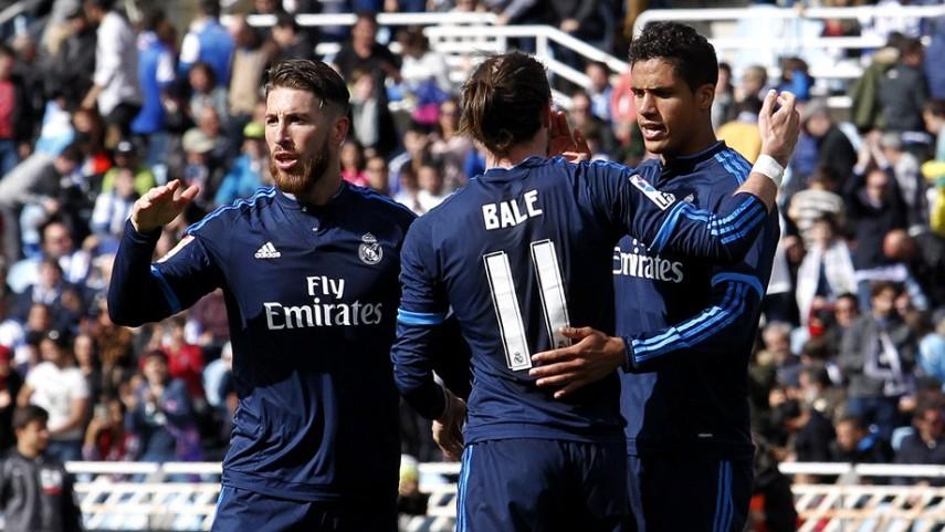 Bale, de 'cabeza' a por la Liga BBVA