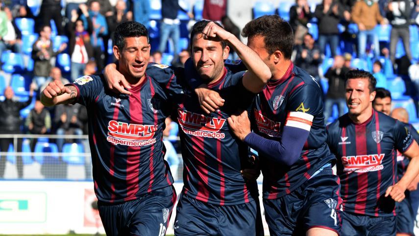 El Huesca no rebla