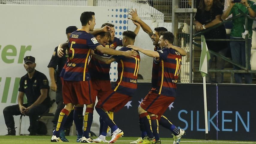 El FC Barcelona tampoco cede