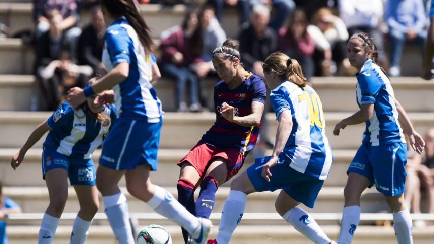 Jenni Hermoso lidera la tabla de máximas goleadoras de Primera División Femenina