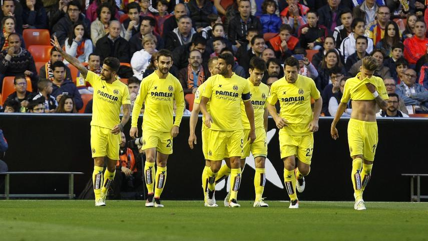 Victoria de Champions para el Villarreal