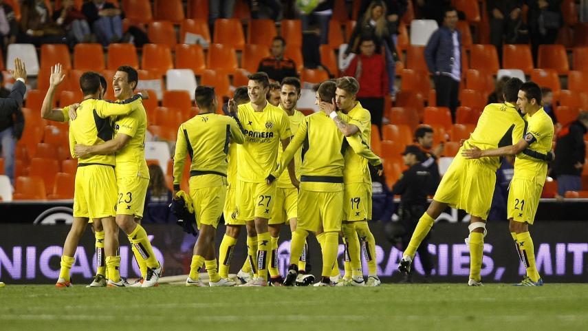 Calendario completo del Villarreal CF para la temporada 2016/17