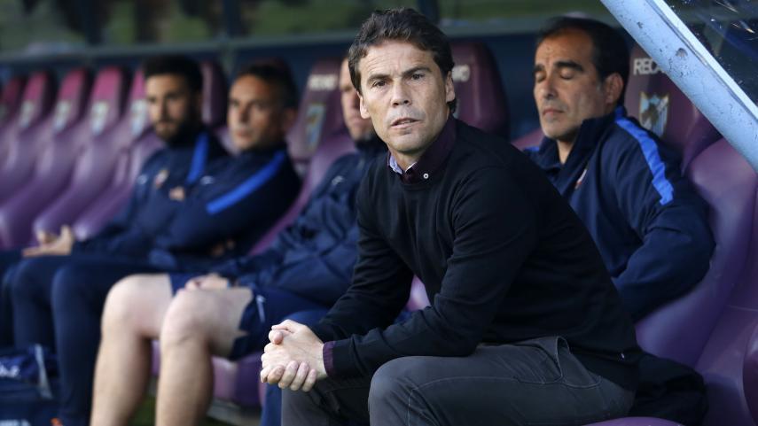 El R. Sporting anuncia a Joan Francesc Ferrer 'Rubi' como nuevo entrenador