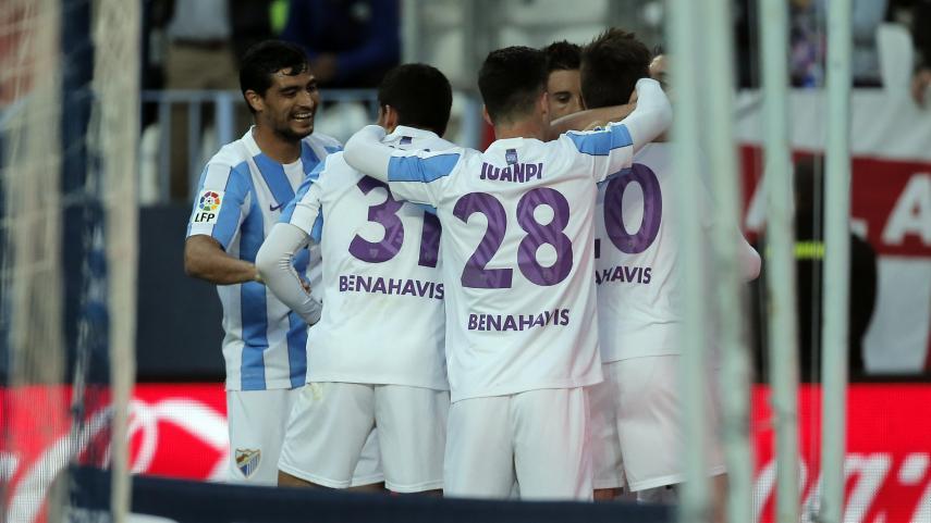 Calendario completo del Málaga CF para la temporada 2016/17