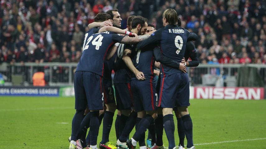 El Atlético vuelve a hacer historia y estará en Milán