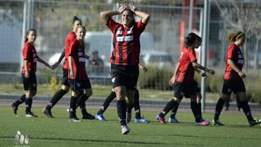 Cristina Martín-Prieto, la joya de Huelva