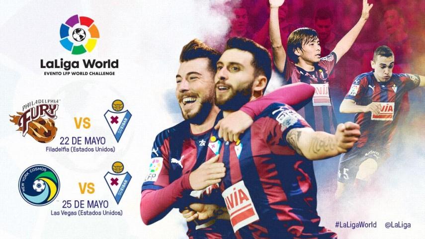 El Eibar se suma a LaLiga World