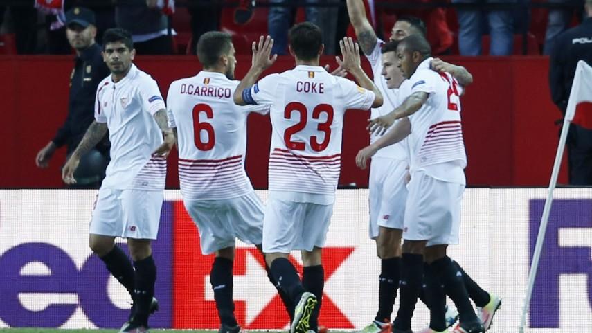 El Sevilla, a por su quinto título de la UEFA Europa League