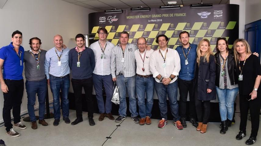 LaLiga, presente en el campeonato del mundo de MotoGP
