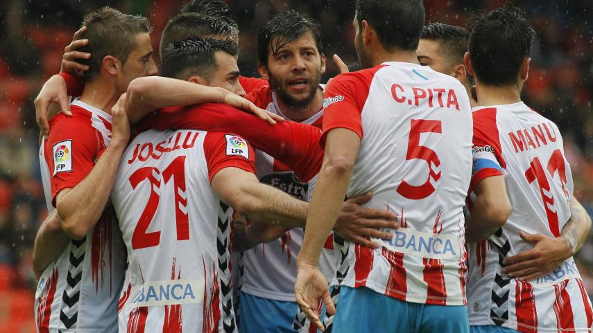 The complete 2016/17 fixture list for CD Lugo