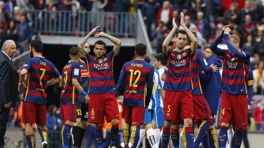 Elige al mejor jugador del FC Barcelona